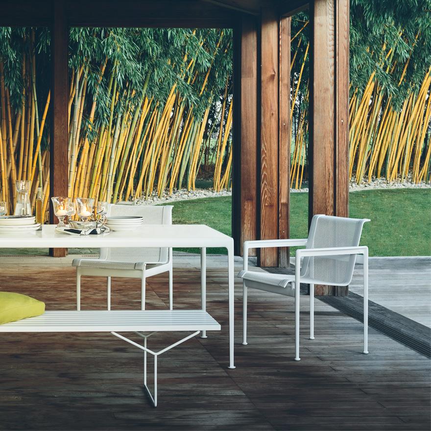 sillas cenador porche Knoll muebles mallorca