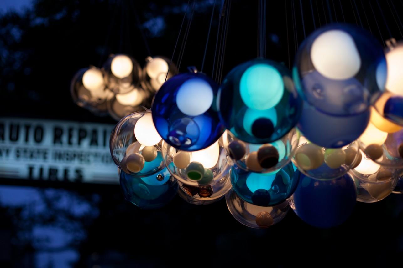 Lámparas colores Bocci Mallorca