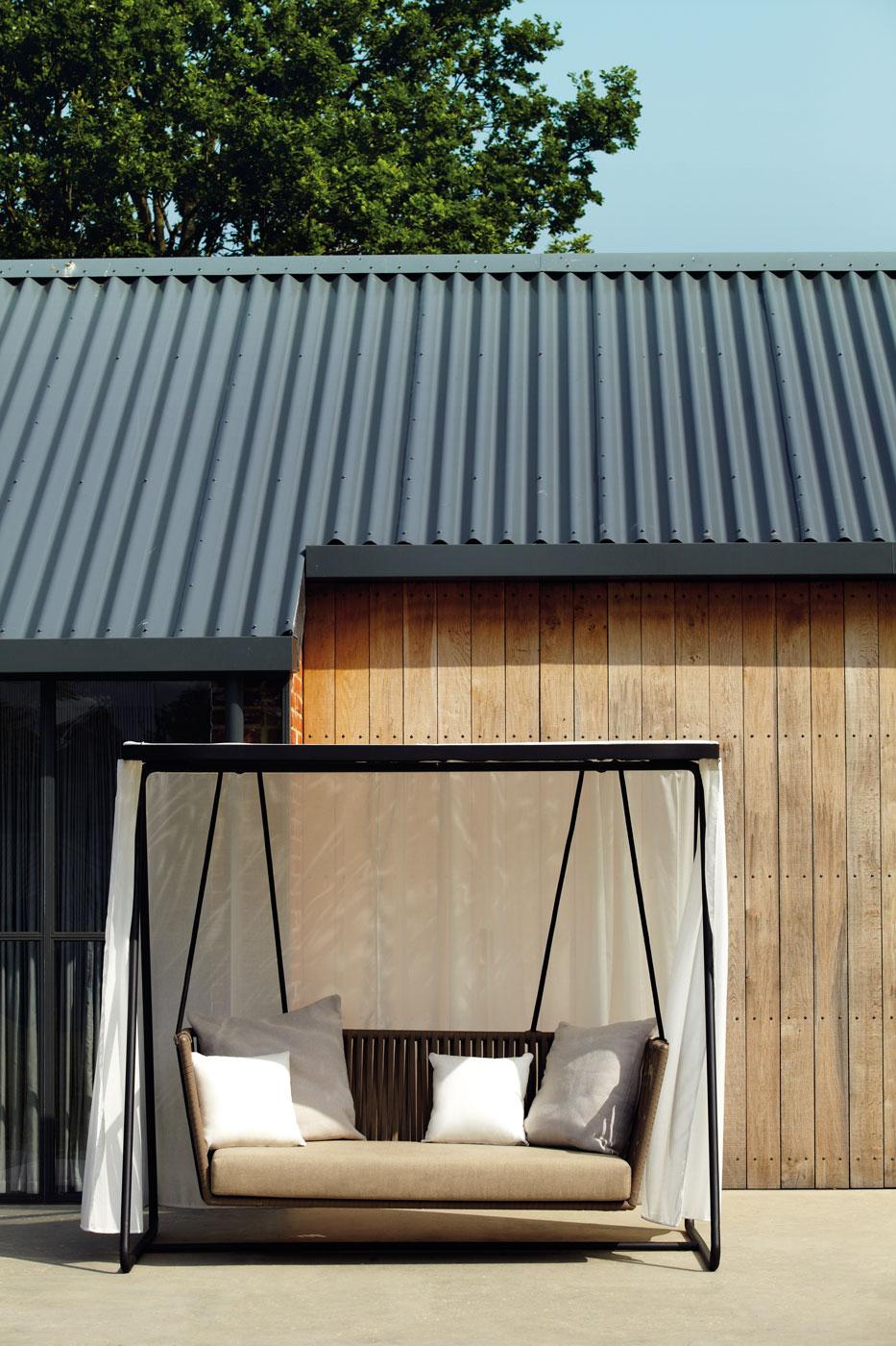 Muebles porche terraza kettal mallorca