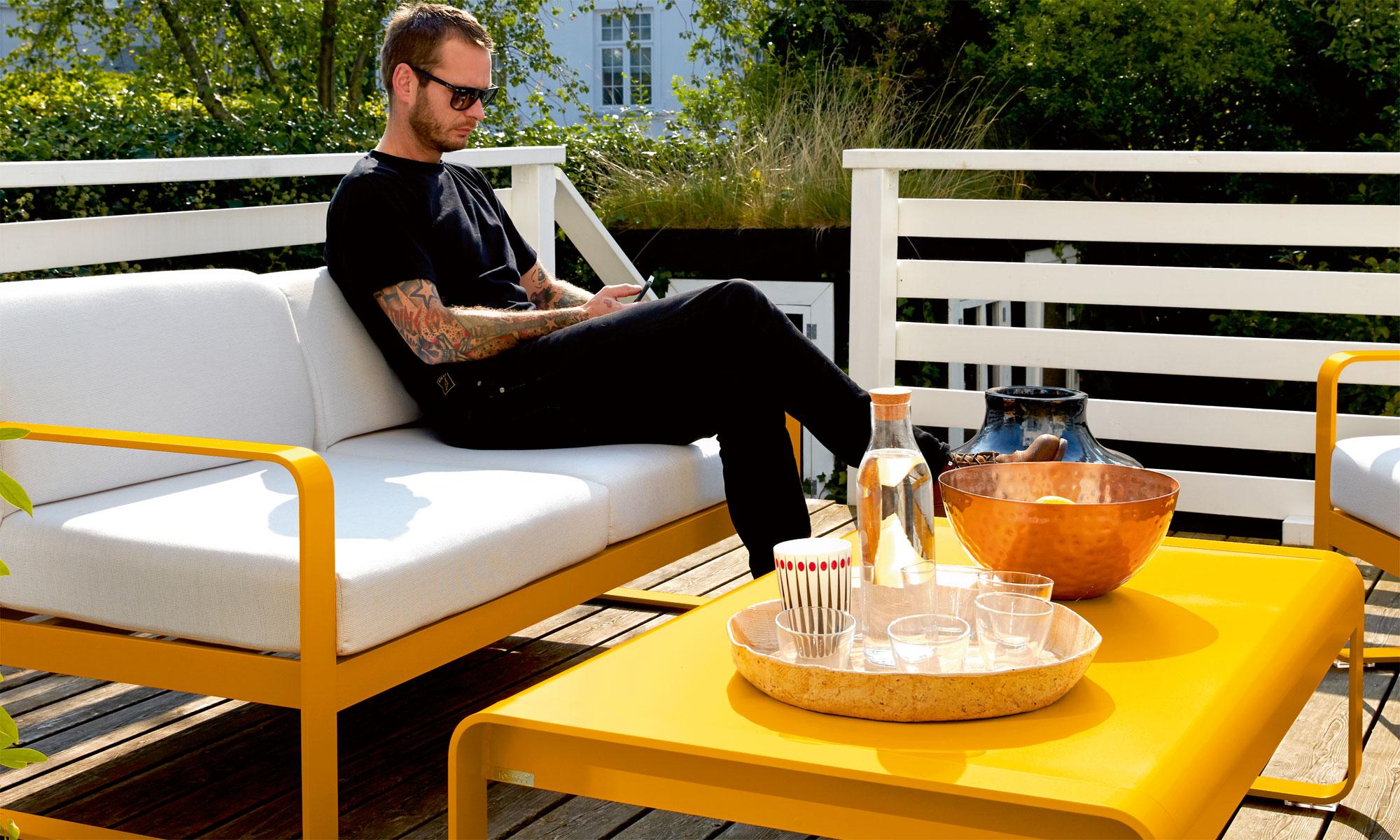 Koebenhavn salon terraza fermob mallorca