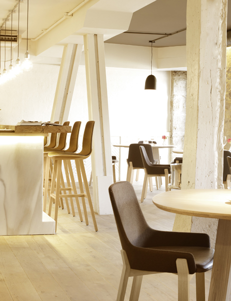 Sillas Alki taburetes muebles cocina Mallorca