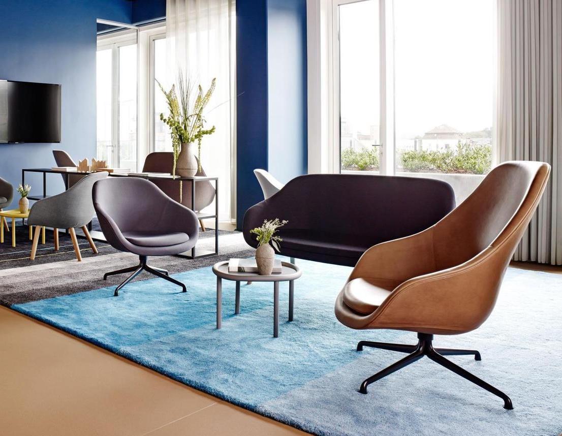 Lounge chair HAY Mallorca