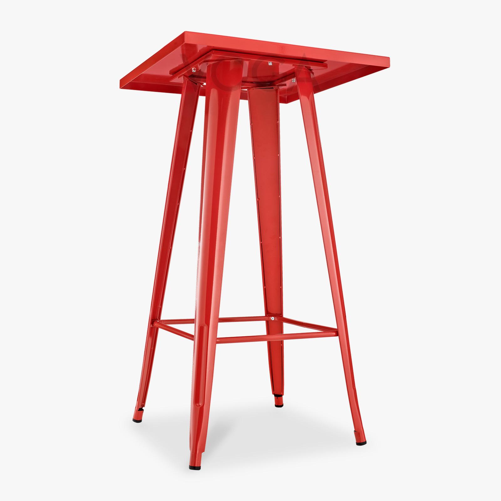 mesa alta tolix muebles mallorca