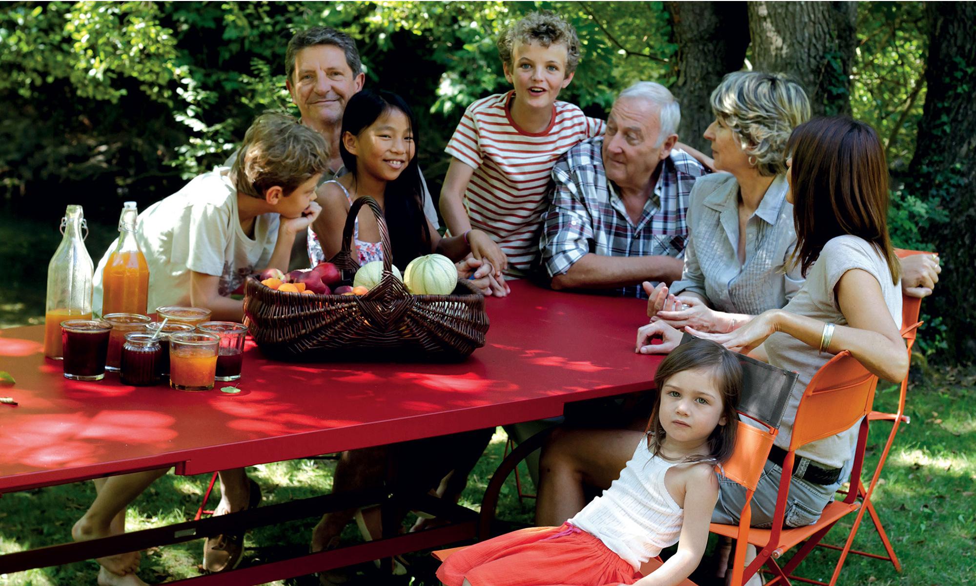 mesa comedor jardin fermob muebles mallorca