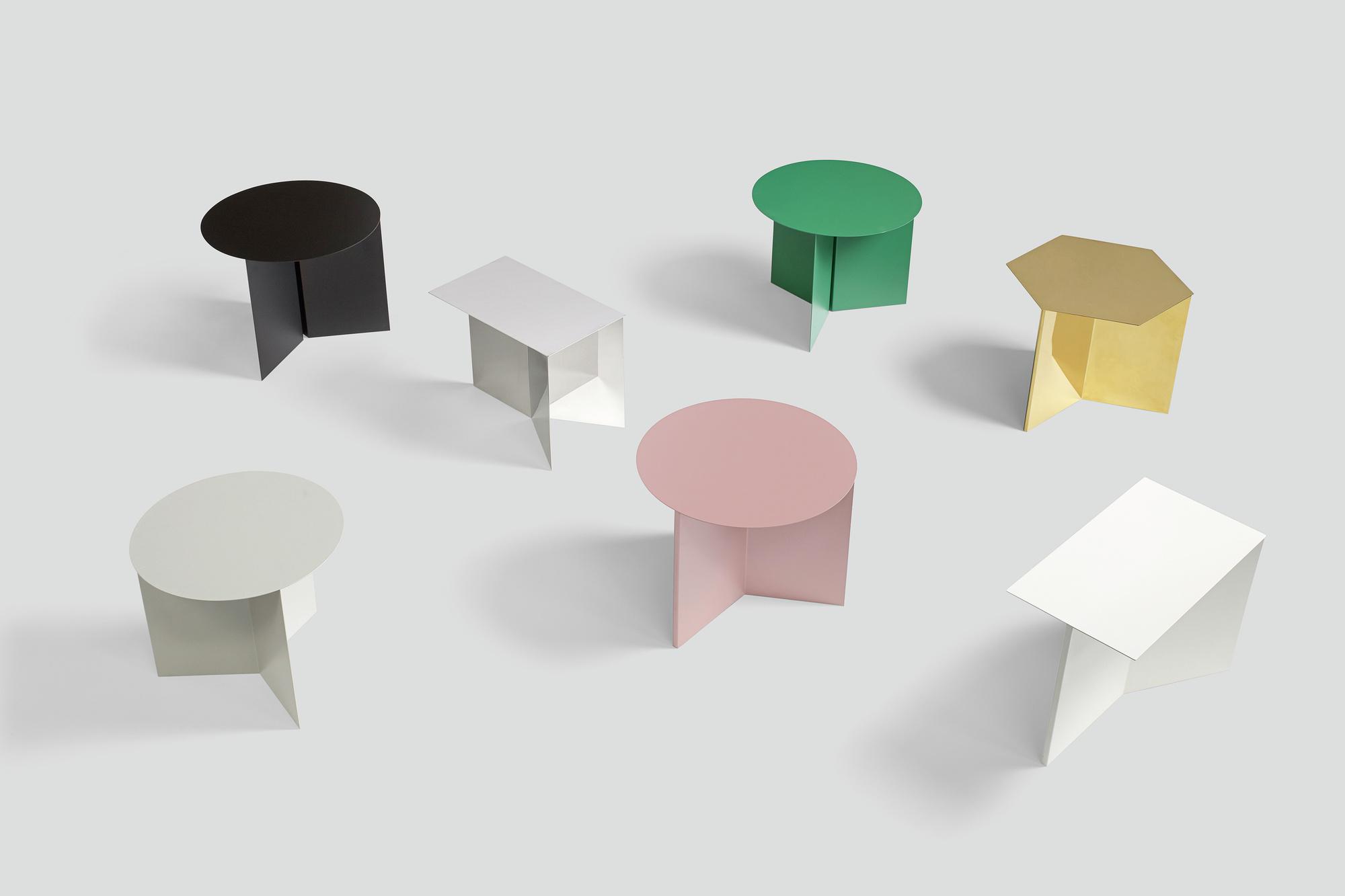 mesas auxiliares slit hay muebles