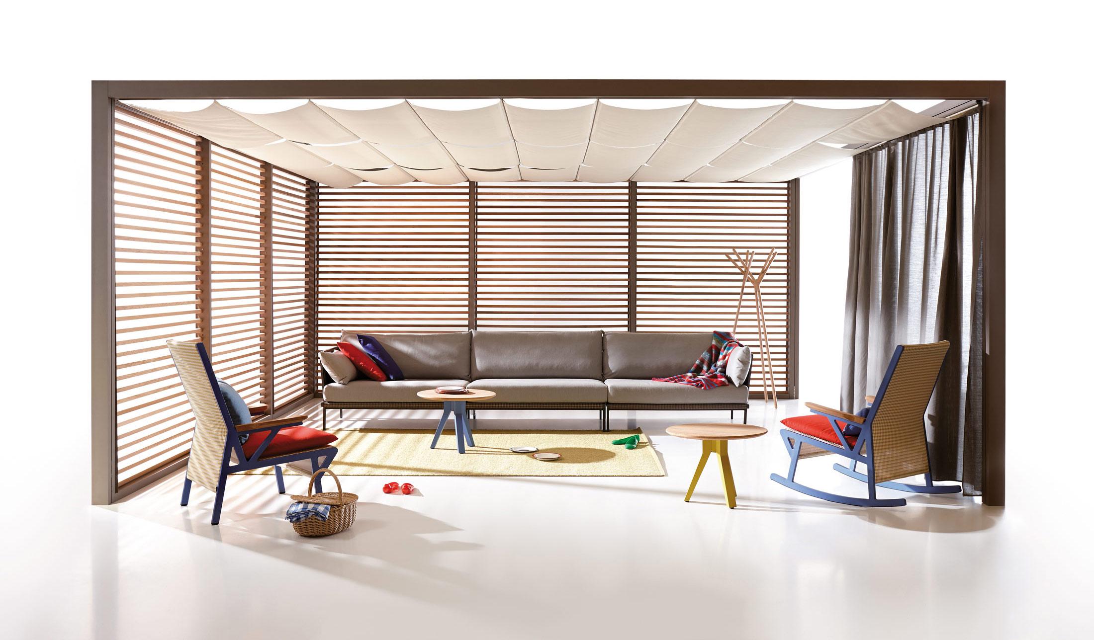 Salon salon de jardin kettal meilleures id es pour la for Kettal muebles jardin