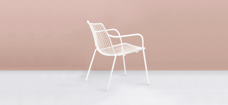 silla exterior nolita pedrali muebles mallorca