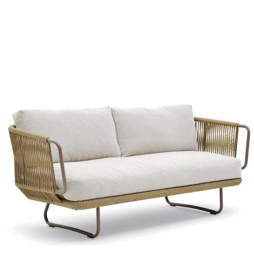 sofa blanco beige varaschin mallorca