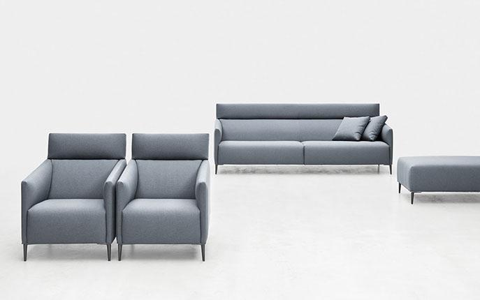 sofa grey joquer muebles mallorca