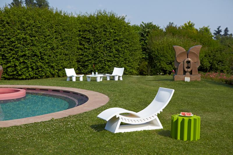 slide muebles piscina